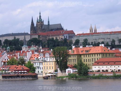 Prague Castle Czech Republic Map Prague Castle Czech